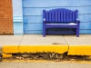 Blue Bench & Yellow Curb_9988.jpg
