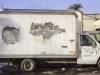 Two Parked Trucks_Ocean Beach_California_5068