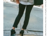 Women With Black Pants & Shoes, Downtown, Los Angeles, California_001630820021.jpg