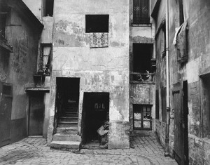 Eugéne Atget, Rue Boca 41, Paris, France