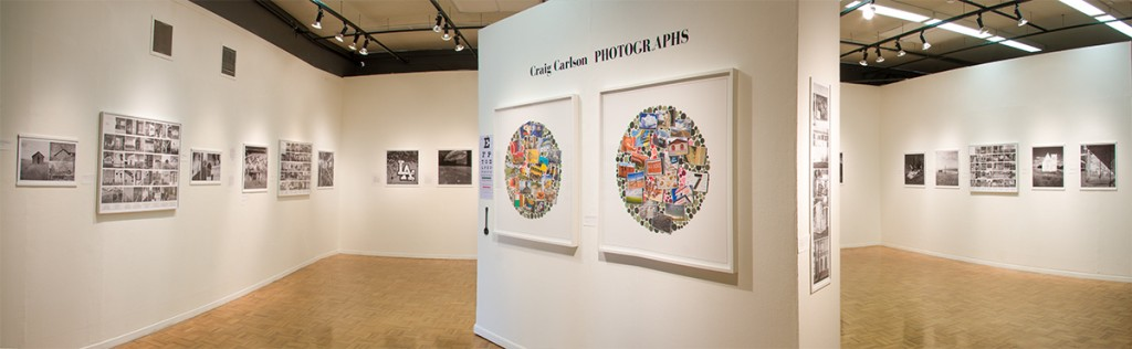 Exhibit Panorama / Grossmont HYDE Gallery / Grossmont Community College