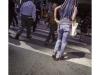 19_2016N120_02_Women With Blue Dreadlocks Taking Phone From Back Pocket_Downtown Los Angeles.jpg